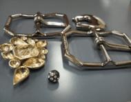 金属のパーツ製作、鋳造